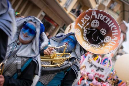 Carnaval Payerne